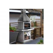 Садовий камін - барбекю Stimex Steel BLF