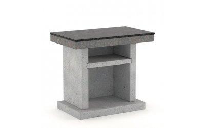 Стіл приставної для садового каміна Stimex