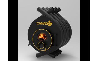 Печь - булерьян Canada classic 00 (Канада классик 00) со стеклом