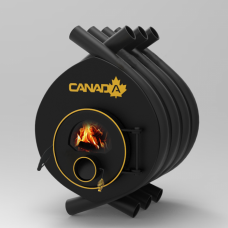 Піч - булерьян Canada classic 01 (Канада класик 01) зі склом