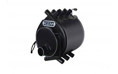 Печь - булерьян Kozak 01 (Козак 01) с защитным кожухом