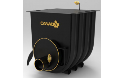Отопительно - варочная печь - булерьян Canada classic 01 (Канада классик 01)