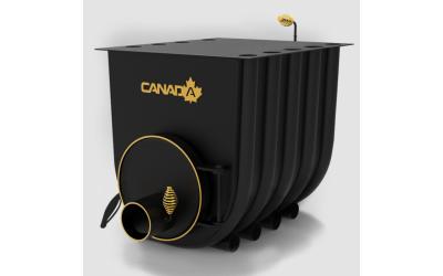 Отопительно - варочная печь - булерьян Canada classic 02 (Канада классик 02)