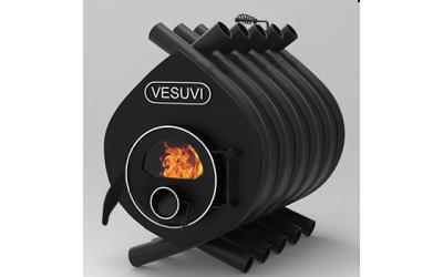 Піч - булерьян Vesuvi classic 03 (Везувій класик 03) зі склом