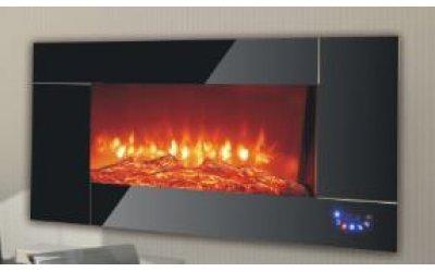 Електрокамін настінний Bonfire RLF-W04