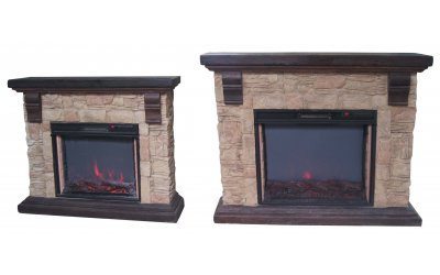 Камінокомплект Bonfire Rustic28 suite