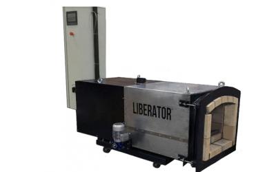 Пелетний пальник LIBERATOR POWER 500