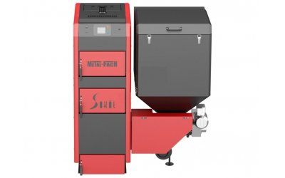 Пелетний твердопаливний котел Sokol SEG BIO