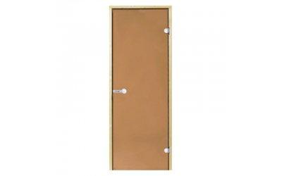 Двері для саун та бань Harvia (бронза)